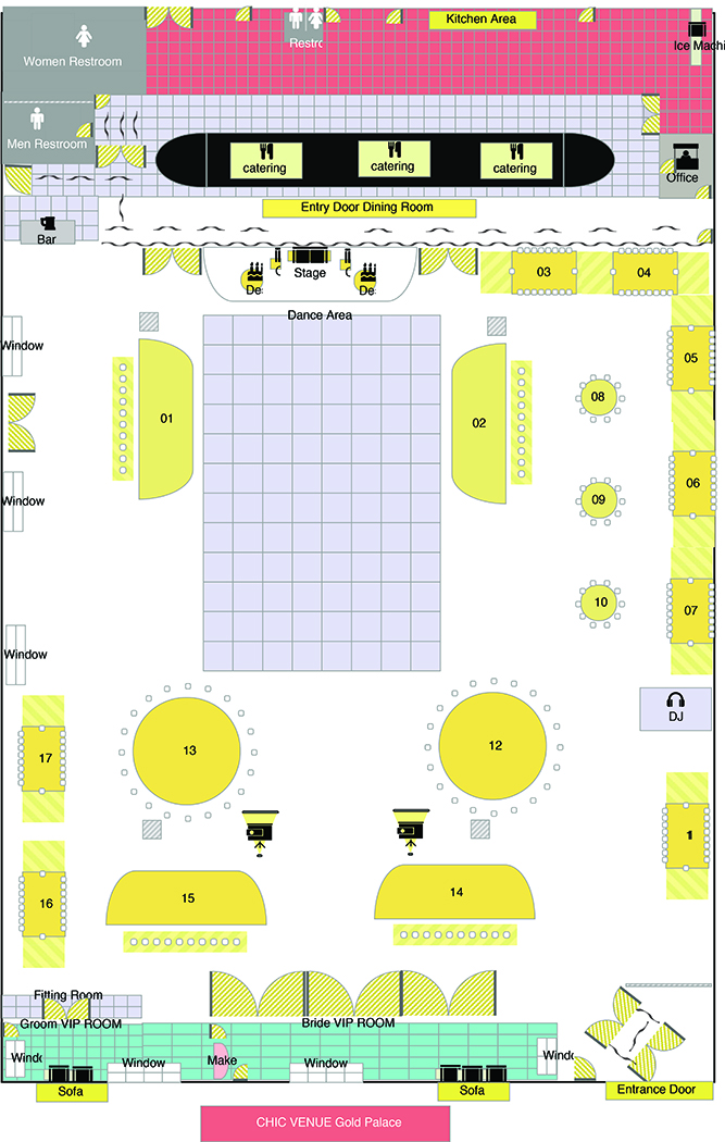 Floor Plan / Inside